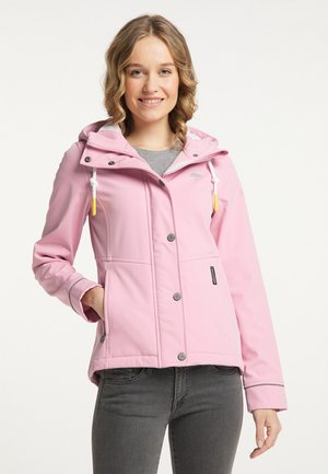Outdoor jacket - candy pink