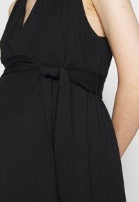 IVY & OAK Maternity - DOREEN - Maxi dress - black - 5