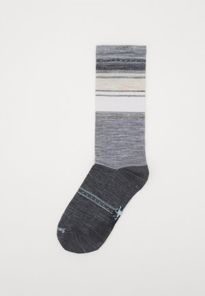 SULAWESI STRIPE CREW  - Sports socks - light gray