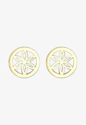ORNAMENT - Earrings - gold-coloured
