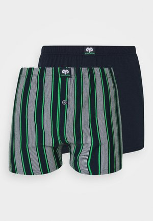 2 PACK - Boxer shorts - blue dark