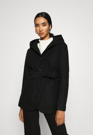 ONLCHANETT JACKET  - Classic coat - black
