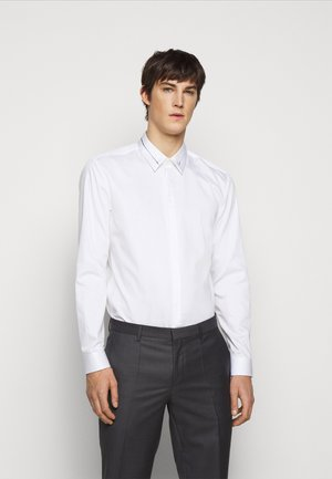 KEEFE  - Formal shirt - open white