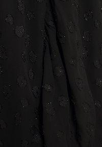 PIECES Tall - PCPERSILLA MIDI SKIRT - A-line skirt - black - 2