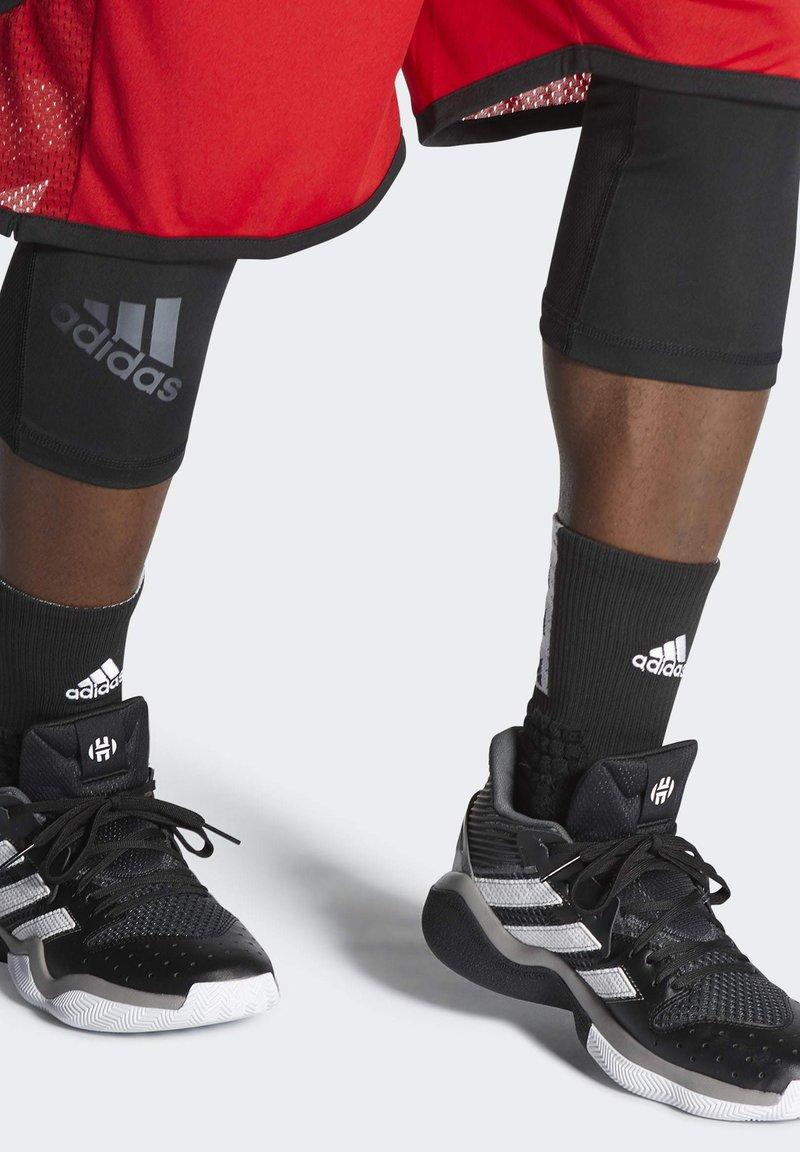 adidas Performance - HARDEN STEPBACK SHOES - Scarpe da basket - black