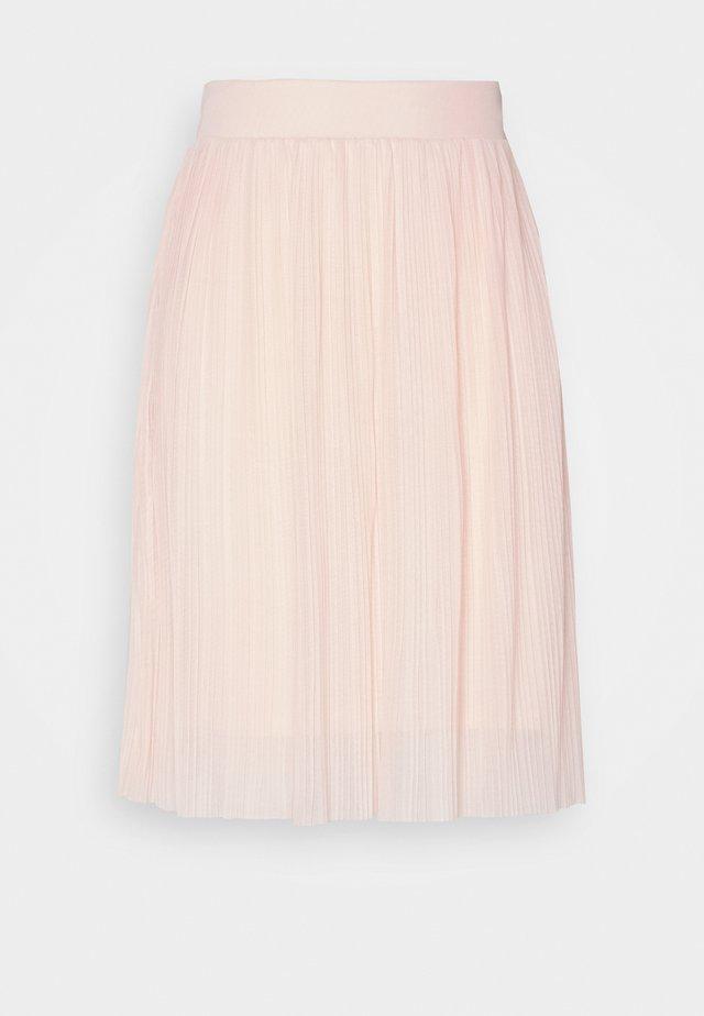 Áčková sukně - rose