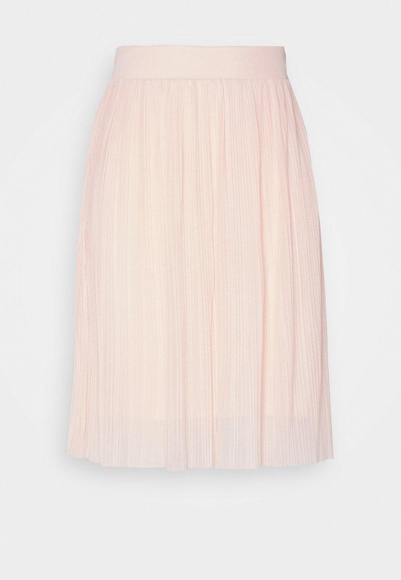 Even&Odd - Áčková sukně - rose