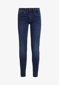 ONLY - ONLROYAL  - Jeans Skinny - dark blue denim - 4
