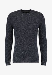 Superdry - SCARFELL CREW - Jumper - mottled anthracite - 4