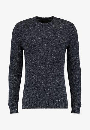 SCARFELL CREW - Jumper - mottled anthracite