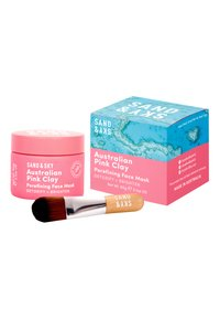 Sand&Sky - AUSTRALIAN PINK CLAY POREFINING FACE MASK 60G - Face mask - mask - 2