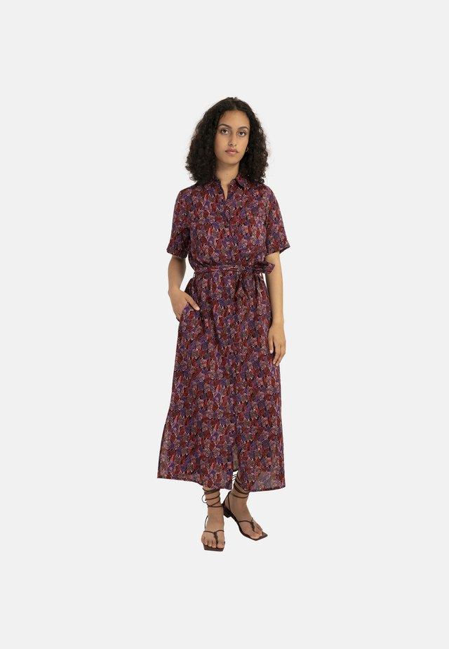 ARACELI - Korte jurk - purple