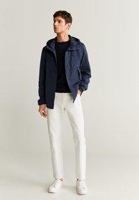 Mango - SUFI - Summer jacket - dunkles marineblau - 1