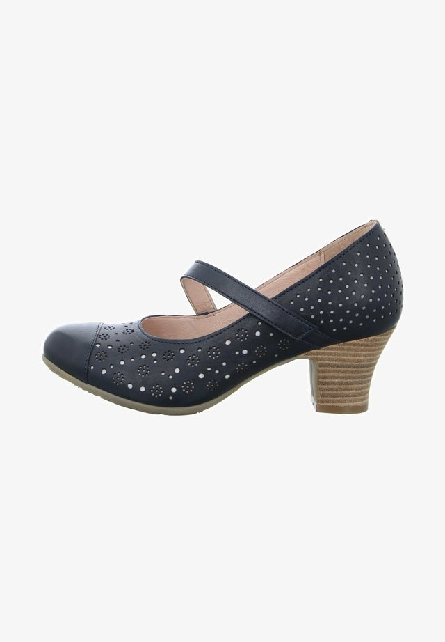 ROCK MARINO MAGO - Classic heels - marino