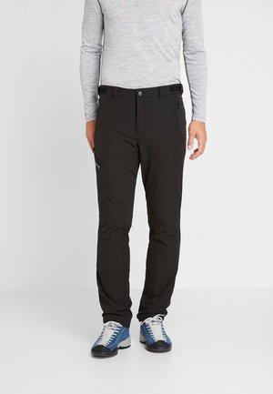 BATESVILLE - Trousers - black