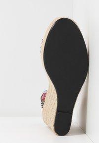 Even&Odd - Korolliset sandaalit - multicolor - 6