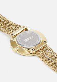 LIU JO - CHAINS - Watch - gold-coloured - 2