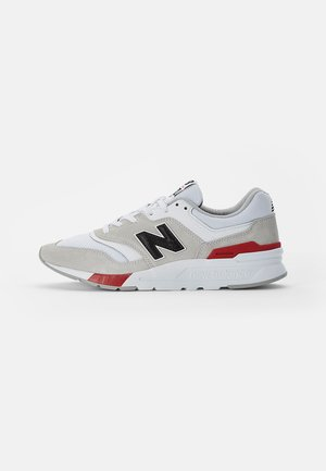 997 - Trainers - white/red