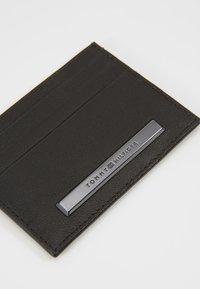 Tommy Hilfiger - CORP PLAQUE HOLDER - Business card holder - black - 2