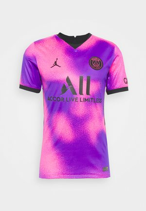 PARIS ST GERMAIN  - Club wear - hyper pink/black
