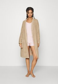 Anna Field - TERRY BATHROBE  - Dressing gown - beige - 1