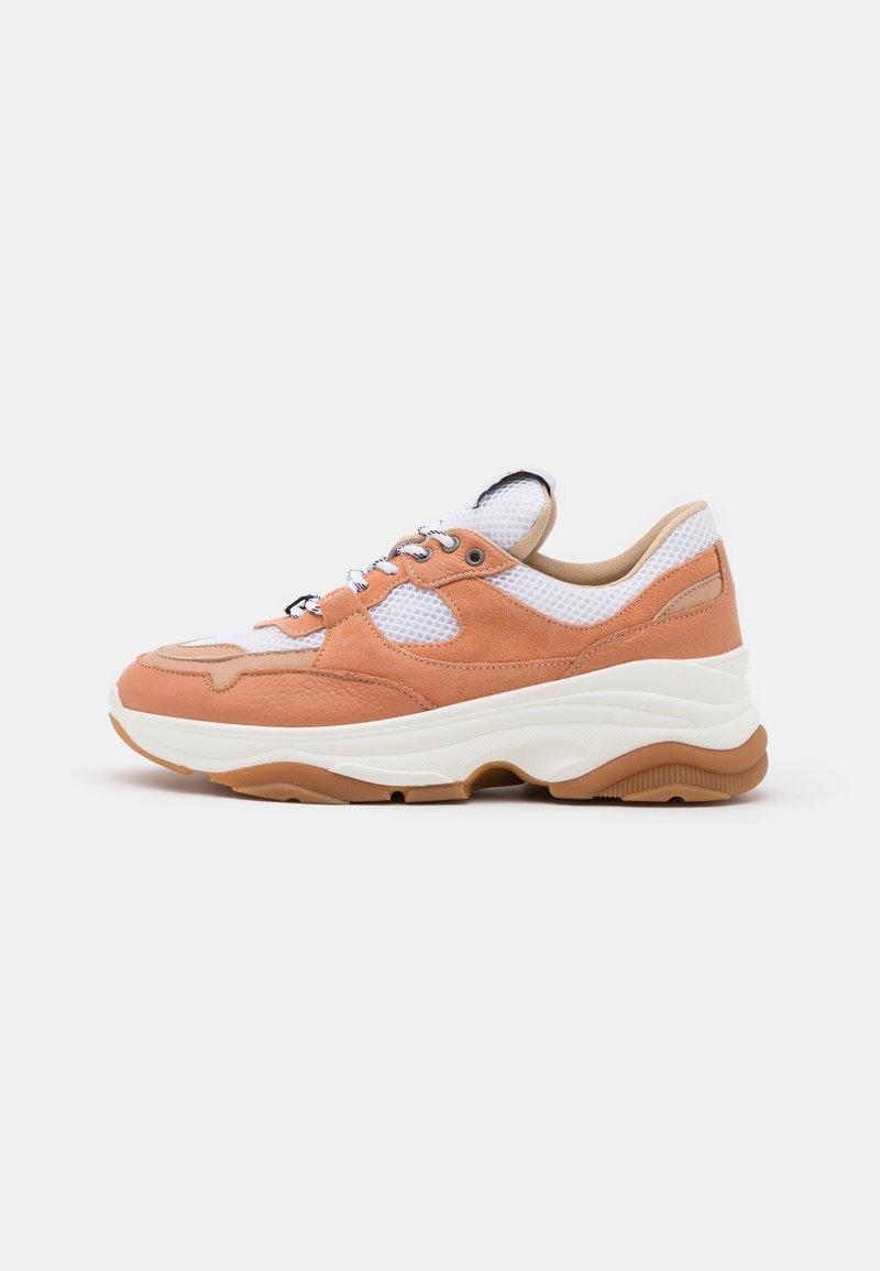 Selected Femme - Sneakers laag - beige