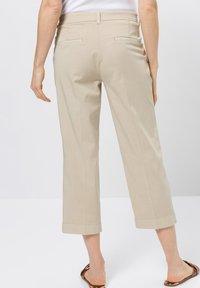 zero - Trousers - raw cotton - 2