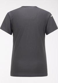 Haglöfs - Basic T-shirt - magnetite - 5