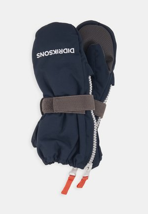 BIGGLES ZIP MITTEN - Wanten - navy