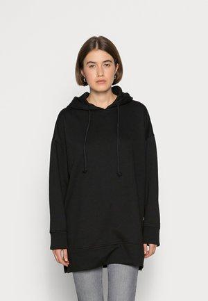 SLFLIESEL HOODIE  - Sweatshirt - black