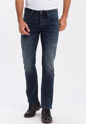 DYLAN - Straight leg jeans - blue black