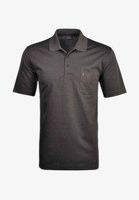 Ragman - Polo shirt - schiefer - 0
