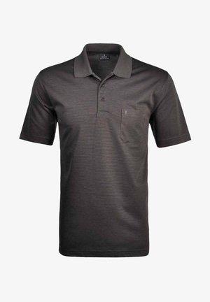 Polo shirt - schiefer