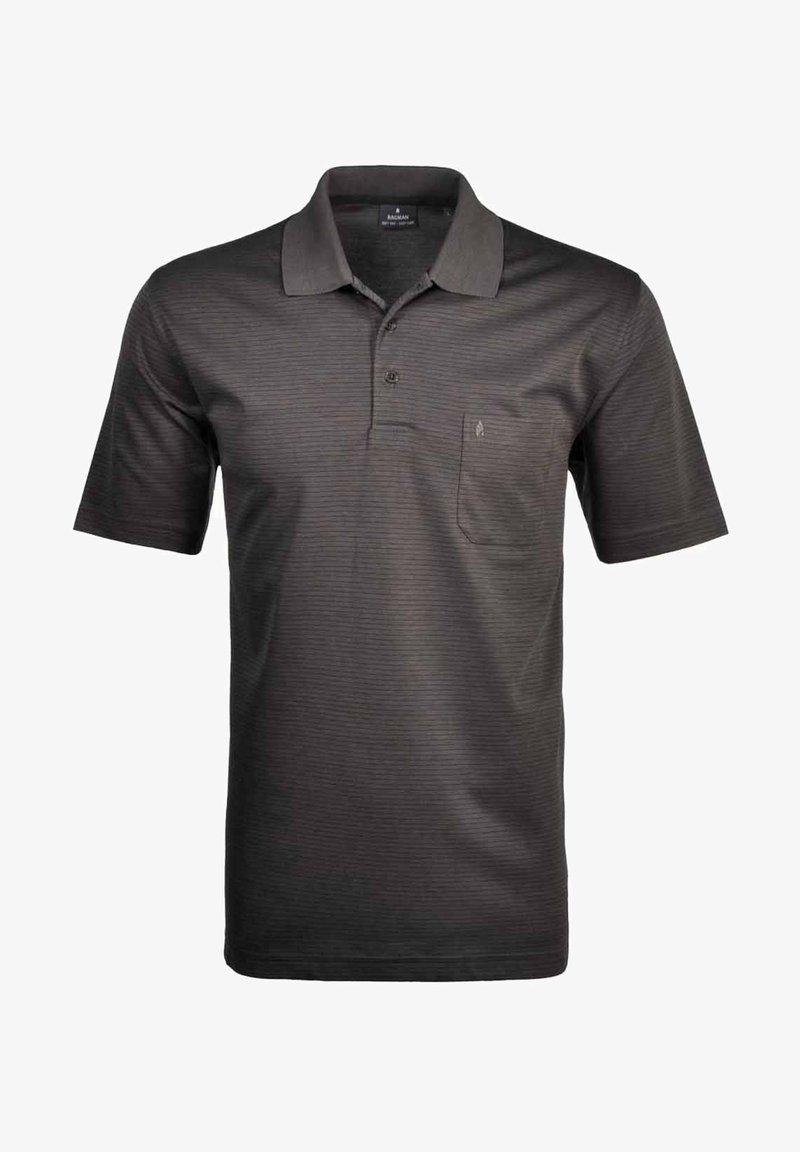 Ragman - Polo shirt - schiefer