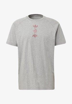 BIG TREFOIL T-SHIRT - T-shirt imprimé - grey