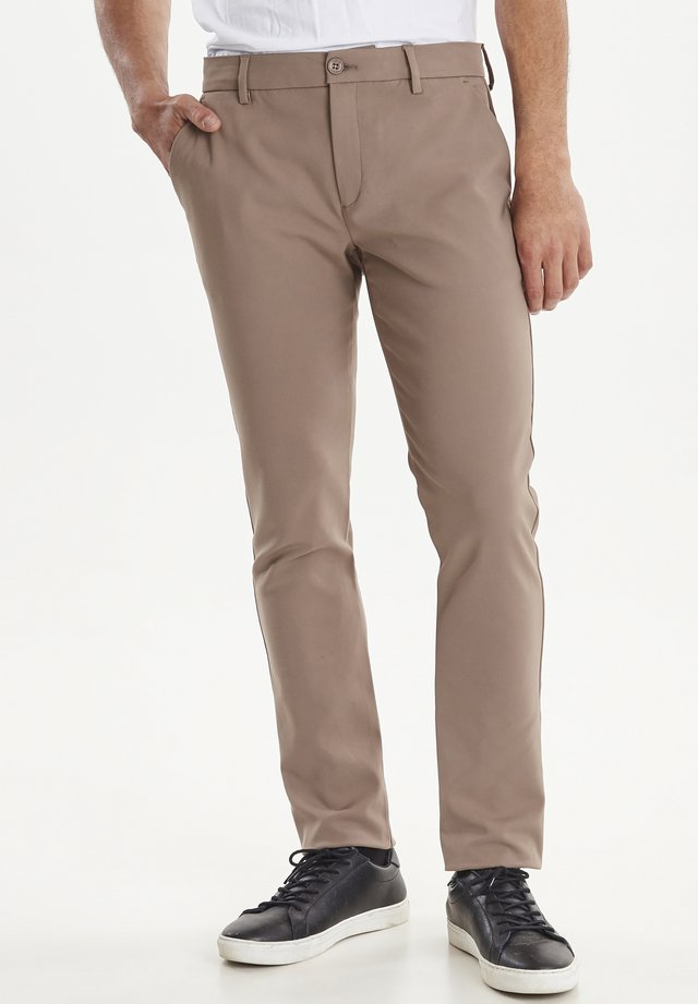 PHILIP  - Stoffhose - fog grey