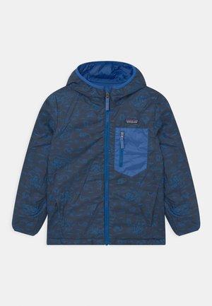 BOYS REVERSIBLE HOODY - Gewatteerde jas - superior blue