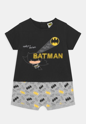 BATMAN - Jumpsuit - jet black