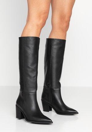 MACAE - Cowboy/Biker boots - black