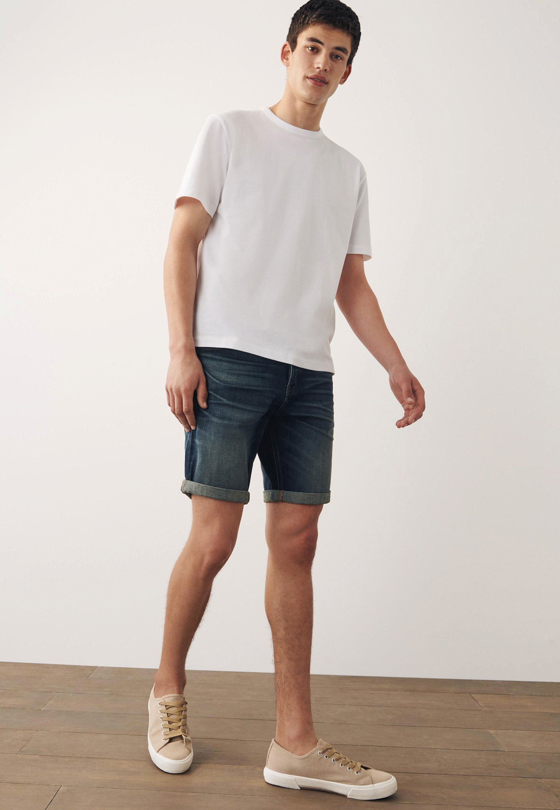 Herren AUTHENTIC VINTAGE - Jeans Shorts