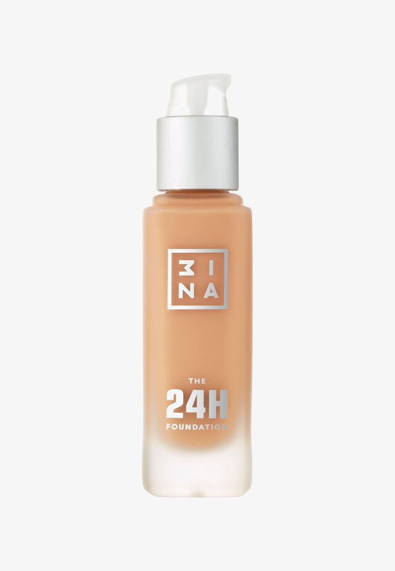 3ina - 3INA MAKEUP THE 24H FOUNDATION - Foundation - 606 light sand