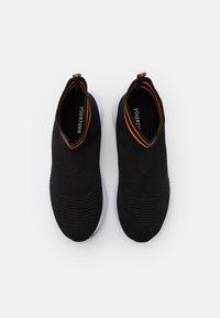 YOURTURN - UNISEX - Sneakers alte - black/white - 3