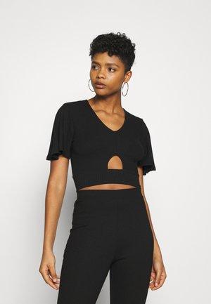 PCMIRA - Print T-shirt - black