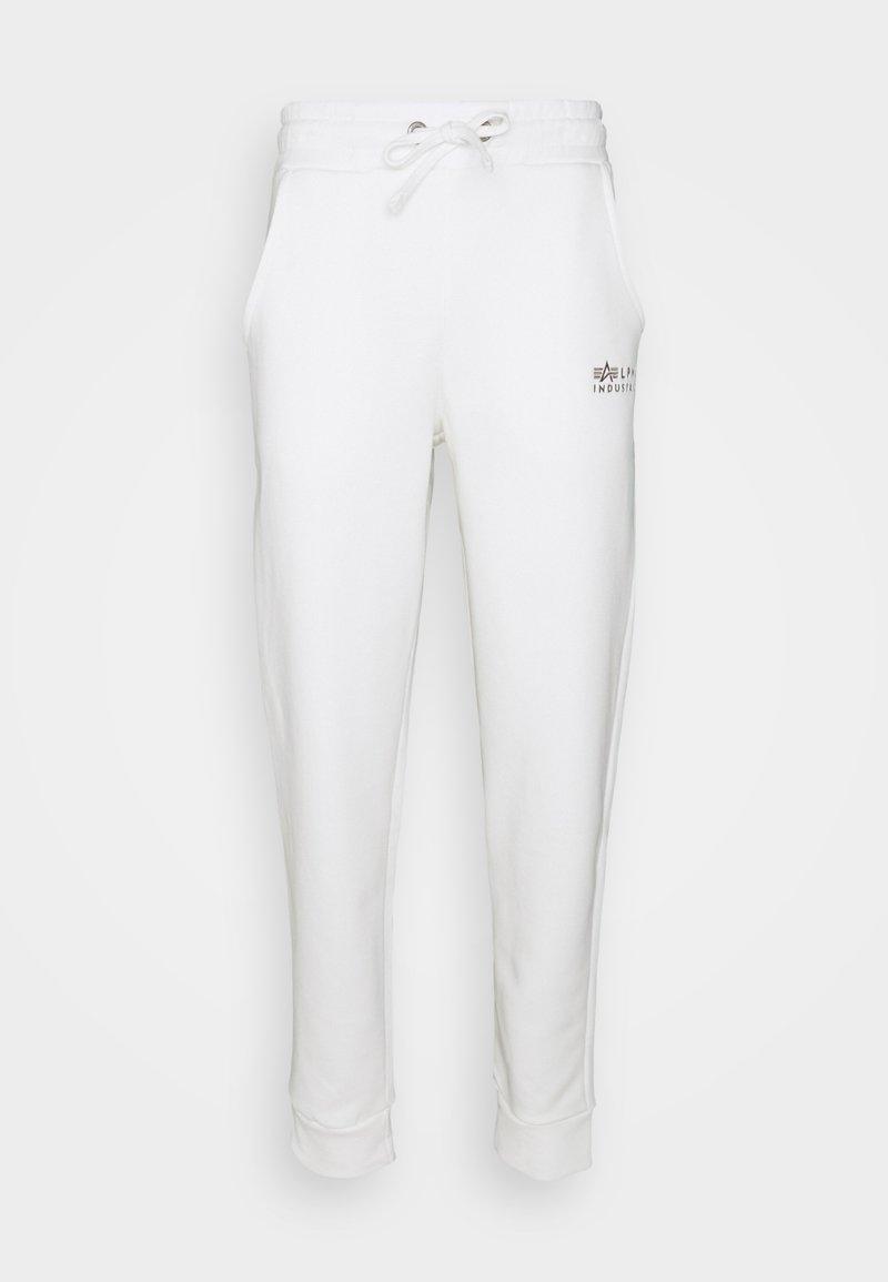 Alpha Industries - Pantaloni sportivi - white