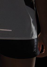 adidas Performance - AGRAVIC SINGLET PARLEY TANK TRAIL RUNNING - Sports shirt - white - 7