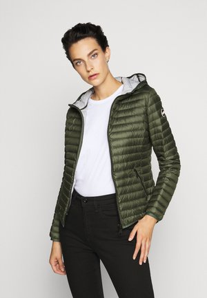 LADIES JACKET - Dunjakker - matcha cold