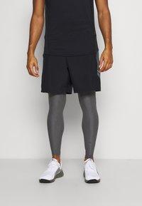 Under Armour - LEGGINGS - Leggings - carbon heather - 0