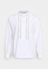 Rich & Royal - BLOUSE ROMANTIC LOOK - Blouse - white - 0