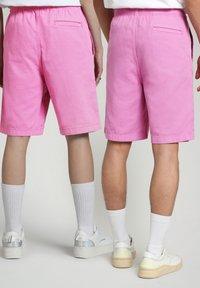 Napapijri - Shorts - pink super - 4