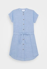 Grunt - CAMILLE DRESS - Shirt dress - light blue - 0